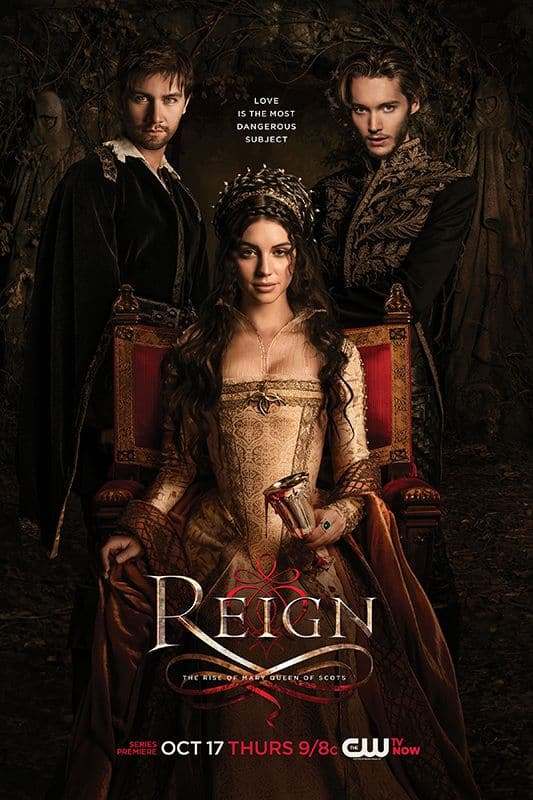 Reign Poster The CW