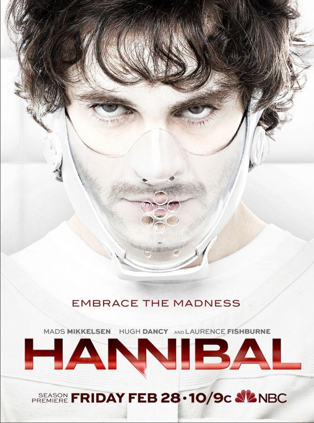 HANNIBAL Season 2 Poster Hugh Dancy