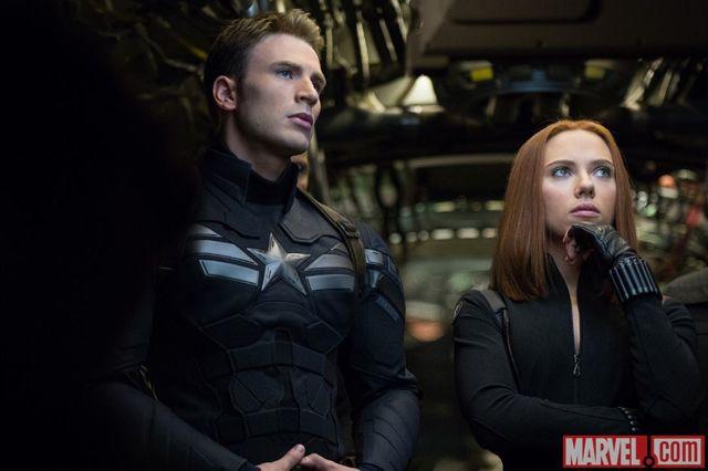 Captain America 2 9