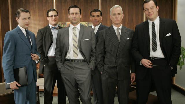 Mad Men Cast AMC