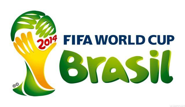 FIFA World Cup Brasil 2014-Logo