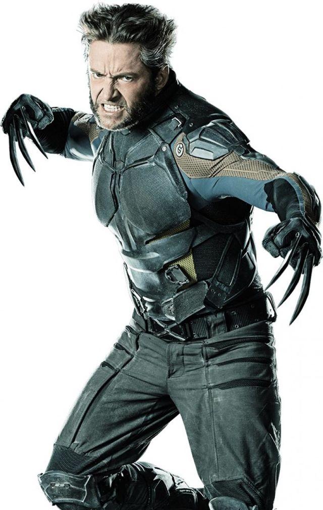 X-Men Days Of Future Past Wolverine Hugh Jackman