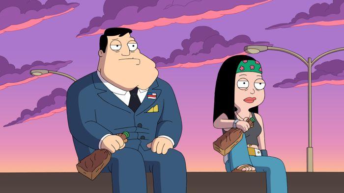 American Dad Season 10 Episode 16 4