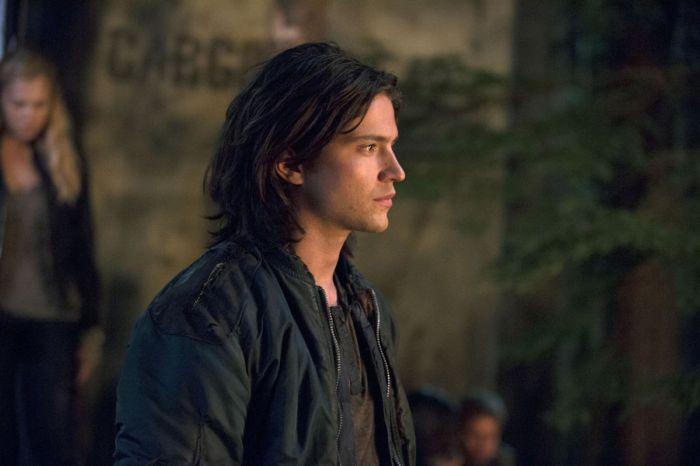 The 100 Thomas McDonell as Finn
