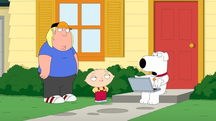 Family Guy Season 12 Episode 16 1