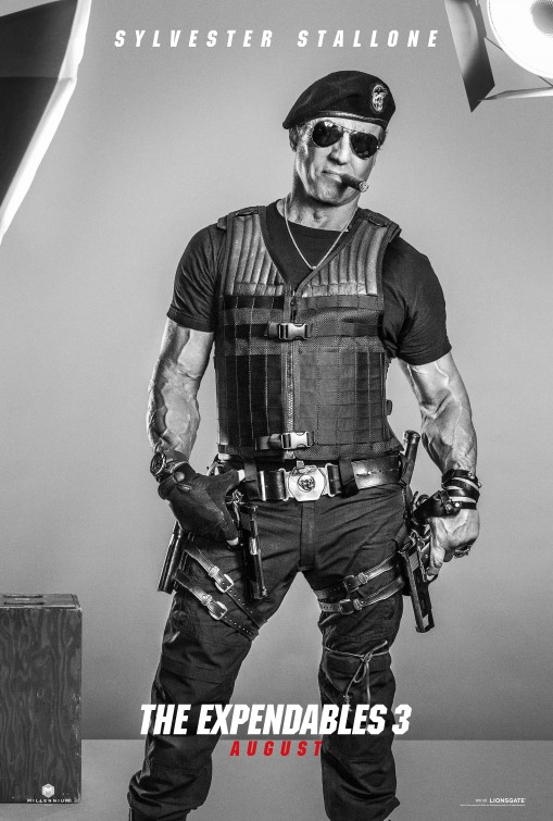 Sylvester Stallone The Expendables 3