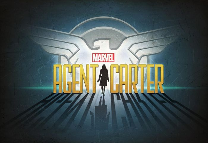 MARVEL'S AGENT CARTER Logo ABC