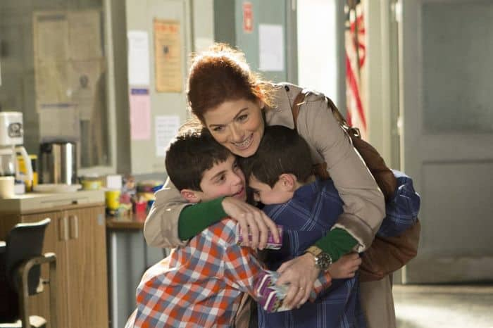 The Mysteries of Laura NBC Debra Messing
