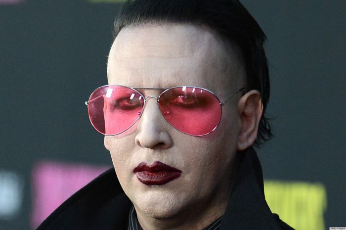 SONS OF ANARCHY CASTS MARILYN MANSON IN A RECURRING ROLE