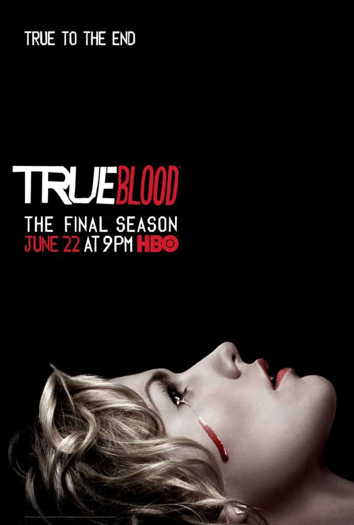 True Blood Season 7 Poster True To The End