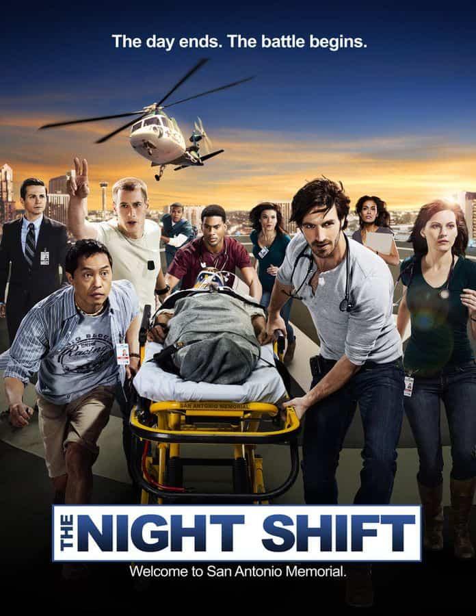 The Night Shift Poster NBC