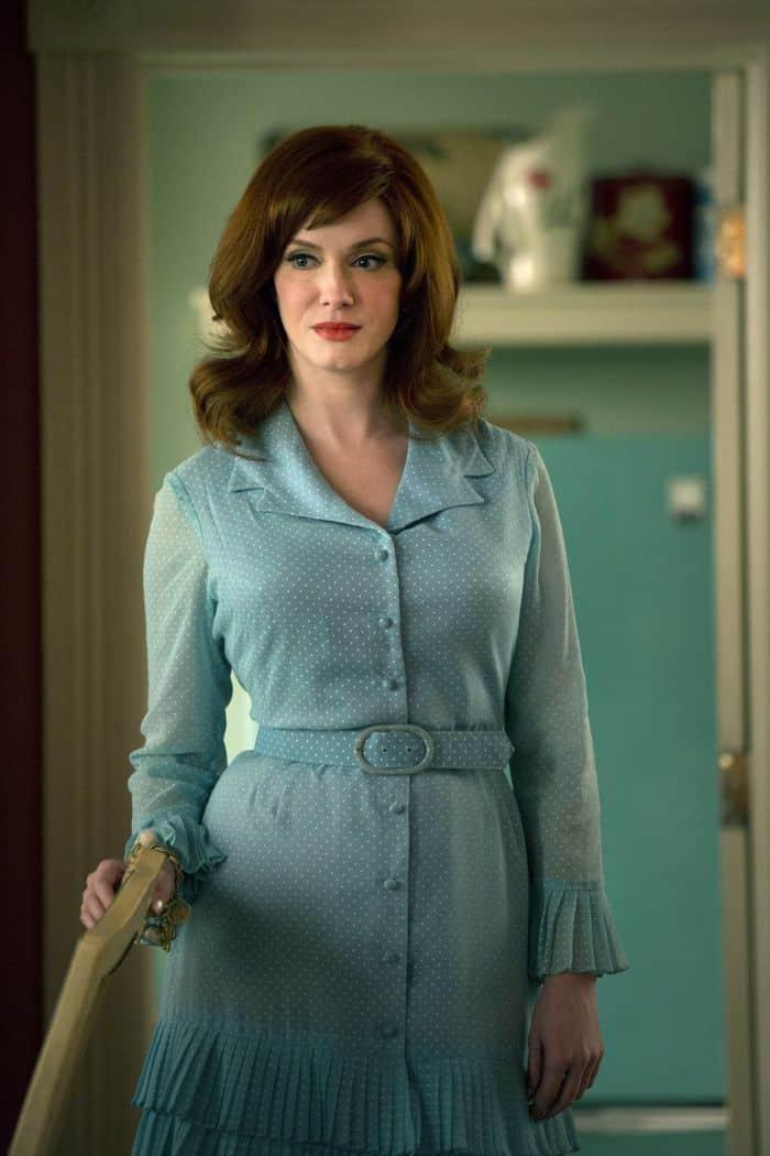 Christina Hendricks as Joan Harris   Mad Men