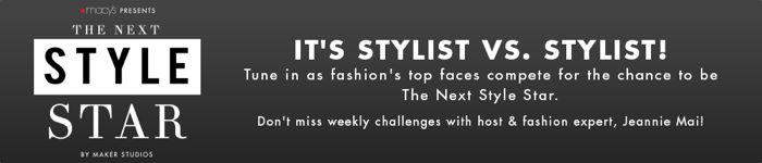 Macys The Next Style Star