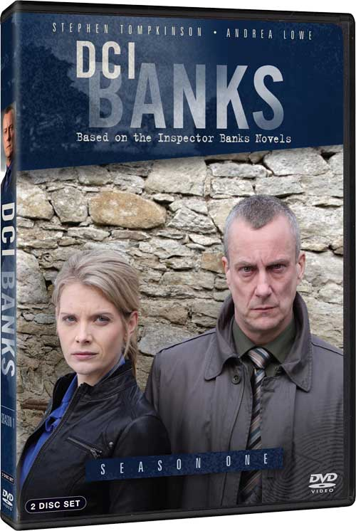 DCI Banks Season 1 DVD
