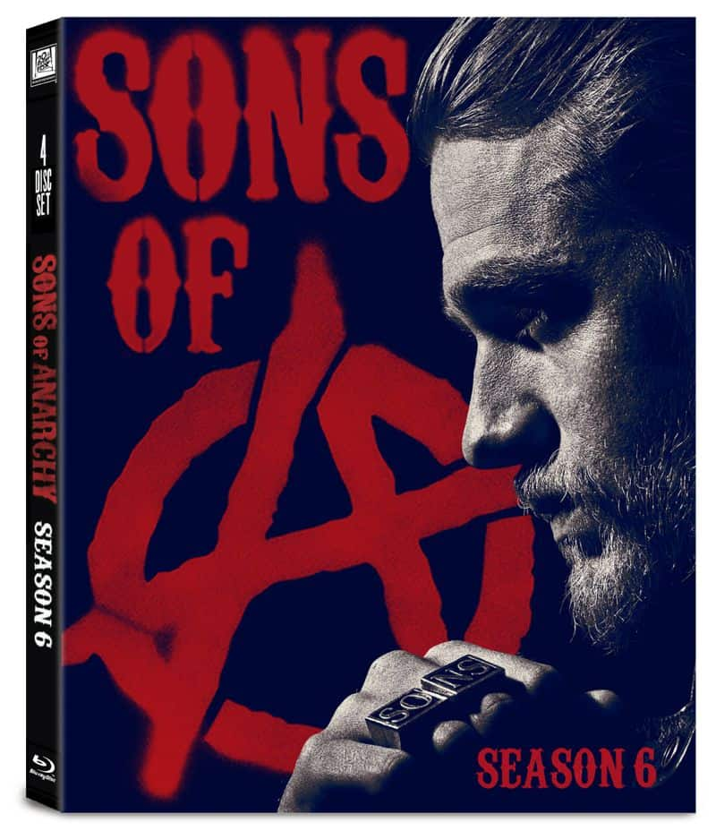 Sons Of Anarchy Season 6 Bluray