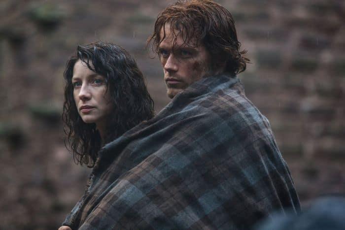 Caitriona Balfe & Sam Heughan | Outlander