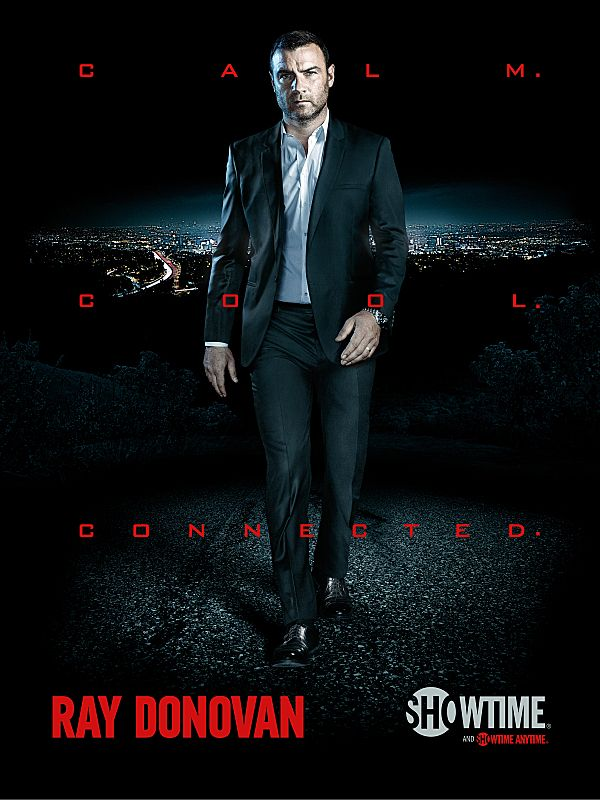 RAY DONOVAN Season 2 Poster Liev Schreiber