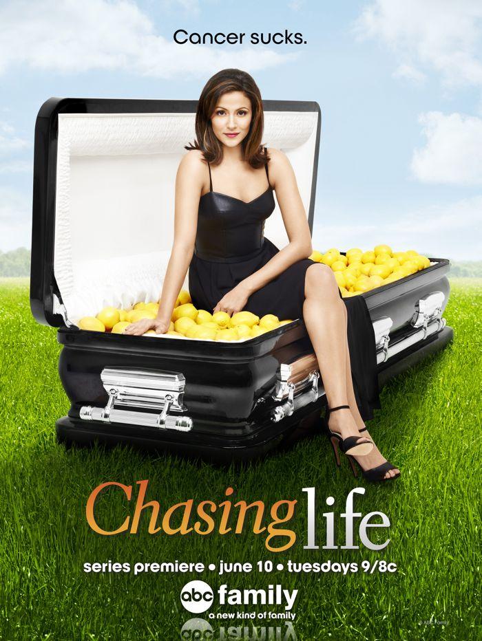 Chasing Life Poster Key Art ABC Family