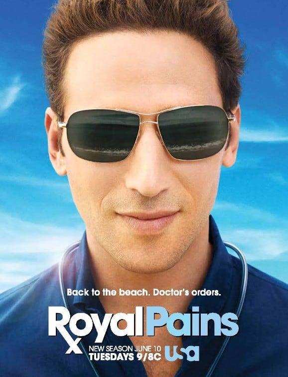 Royal Pains Season 6 Poster