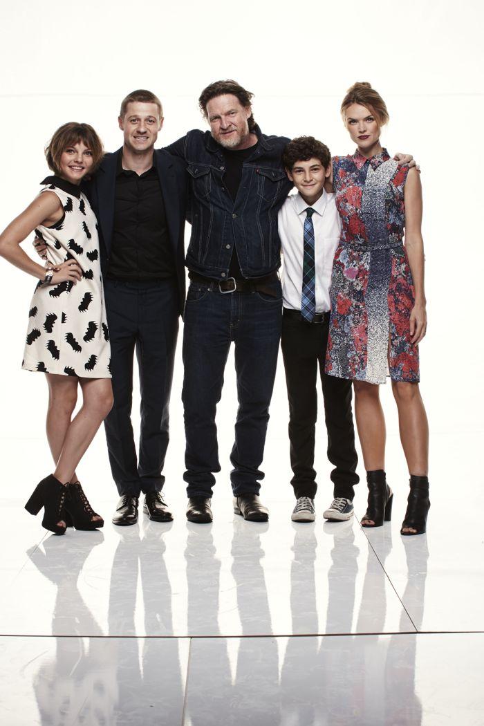 Gotham Cast Comic Con San Diego 2014 4