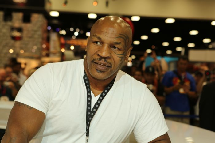 Mike Tyson Mysteries San Diego Comic Con 2014 01