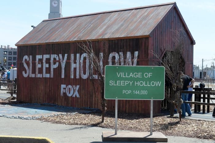 Sleepy Hollow Comic Con Virtual Reality 2