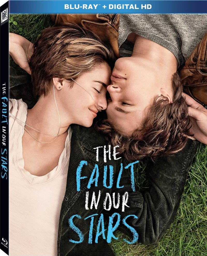 The Fault In Our Stars Bluray Digital HD