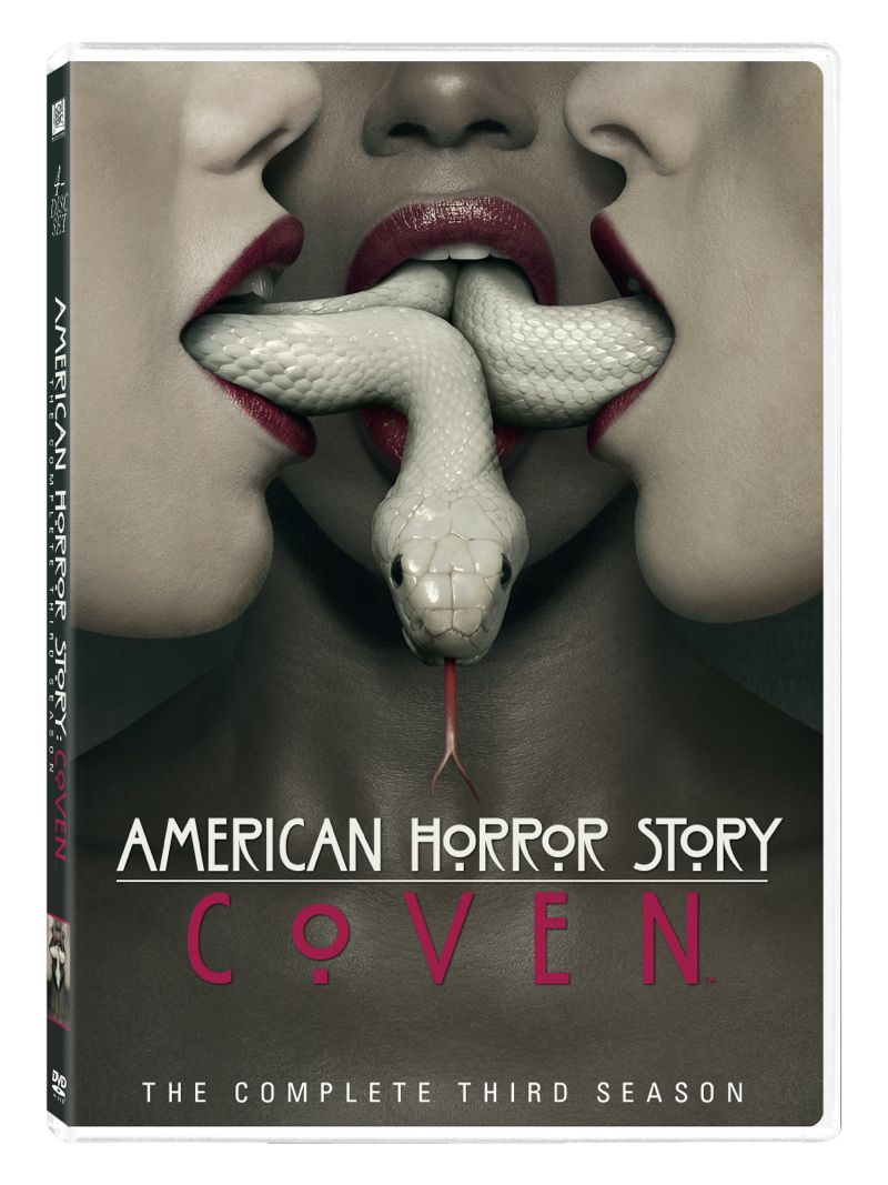 AMERICAN HORROR STORY COVEN DVD