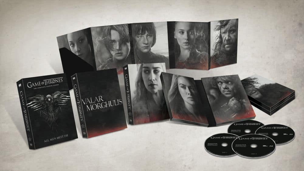 Game Of Thrones Season 4 Bluray