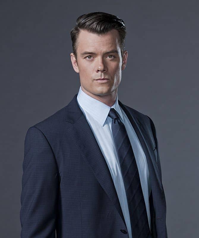 Josh Duhamel stars as Special Agent Milton Chamberlain on the CBS drama BATTLE CREEK