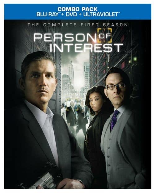 Person of Interest S1_2D Box Art_BD