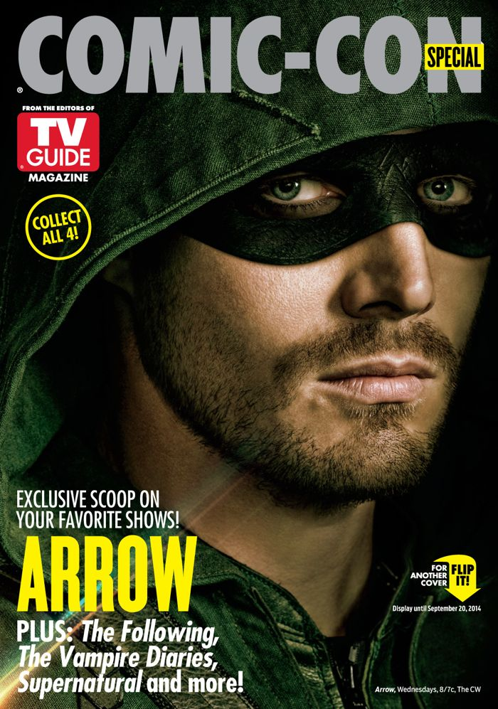 WB-TVGM 2014 Cover A1 Arrow