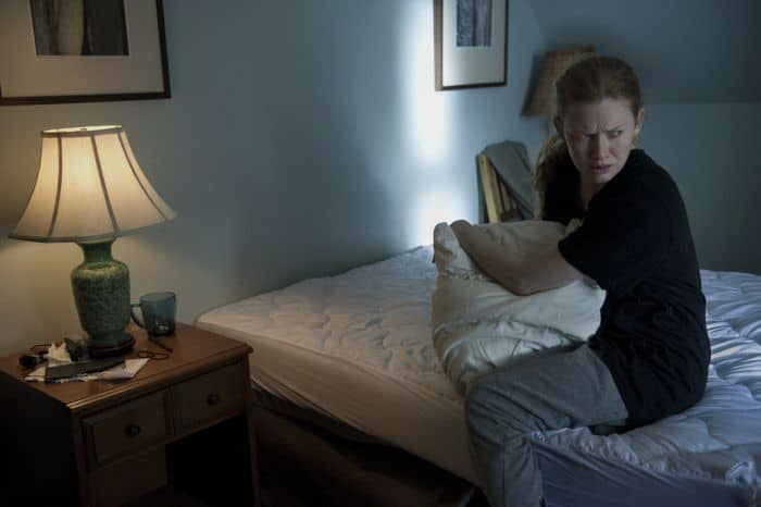 "Mireille Enos in a scene from Netflix's ""The Killing"" Season 4"
