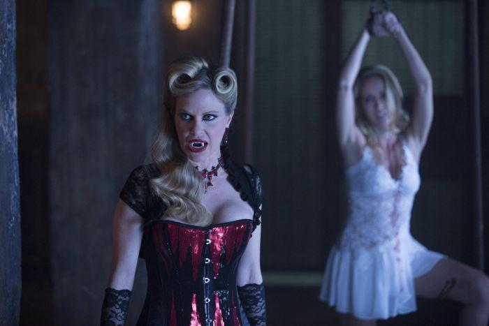 Kristin Bauer van Straten, Anna Camp True Blood Series Finale