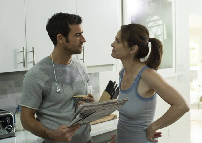 Justin Theroux, Amy Brenneman The Leftovers