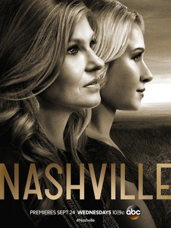 NASHVILLE Season 3 Poster Connie Britton Hayden Panettiere