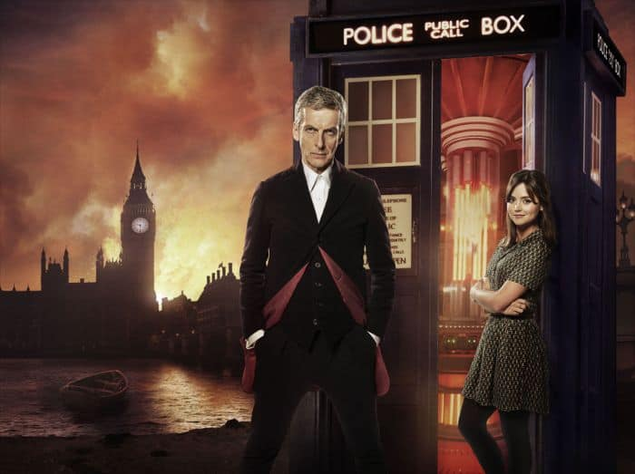 Doctor Who 8x01 4