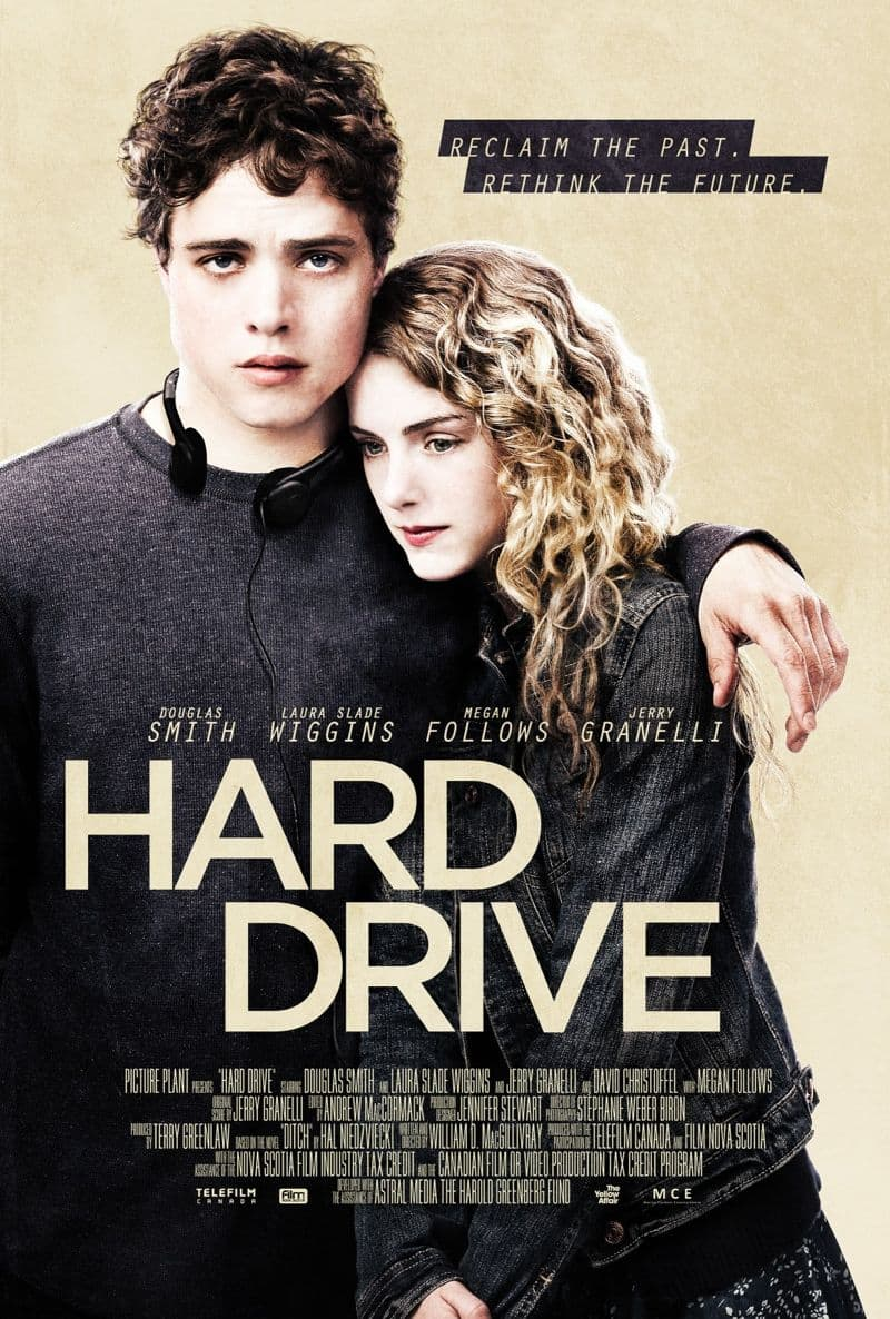 HARD DRIVE Movie Poster