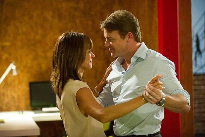 Satisfaction Season 1 Stephanie Szostak as Grace Truman, Matt Passmore as Neil Truman