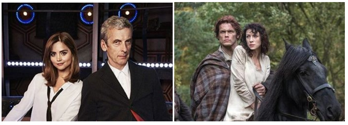 Doctor Who And Outlander