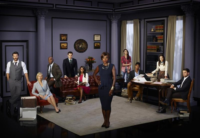 HOW TO GET AWAY WITH MURDER Cast ABC