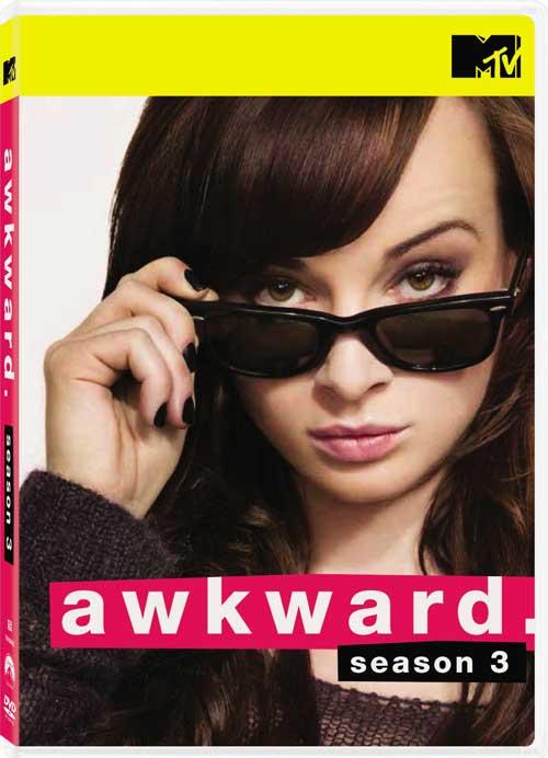 Awkward Season 3 DVD