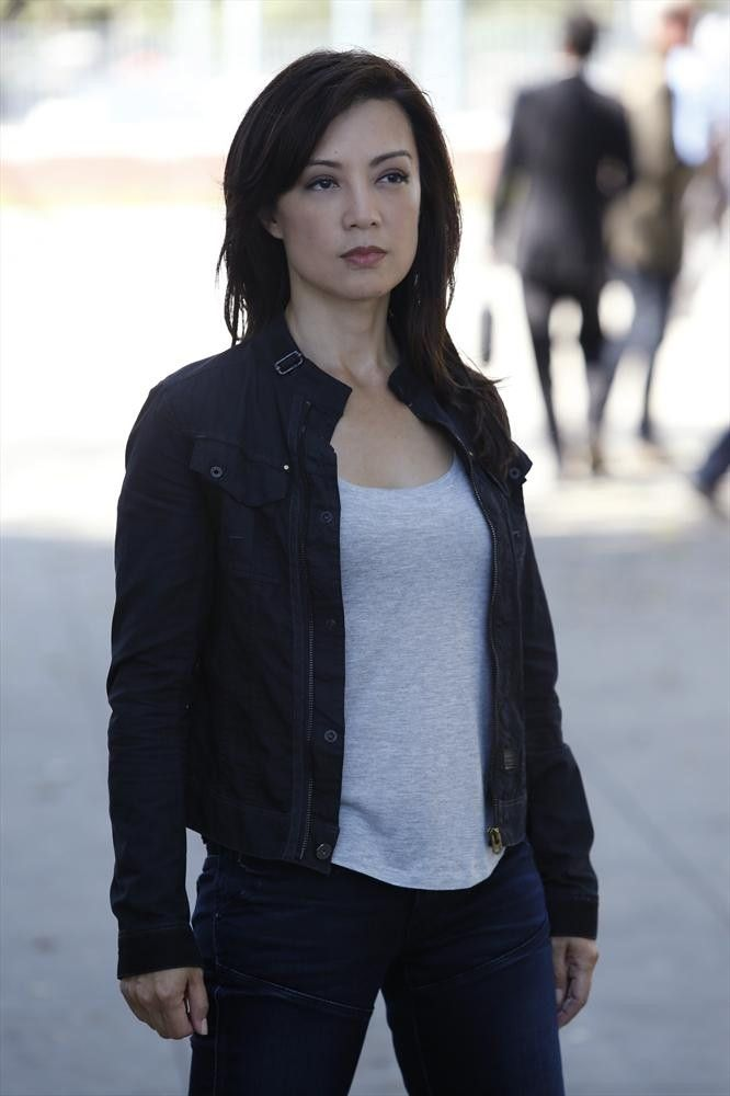 MING-NA WEN Marvel's Agents of S.H.I.E.L.D Season 2