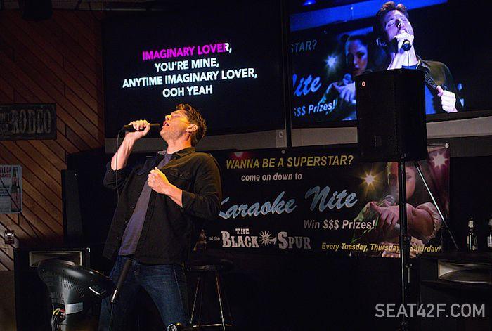 Jensen Ackles as Dean Supernatural Season 10 Black