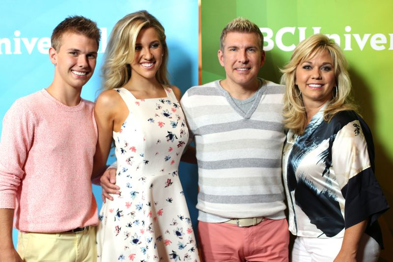 chrisley knows best cast
