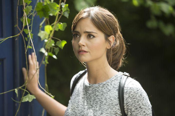 Doctor Who, Season 8, Episode 10, Clara (Jenna Coleman)