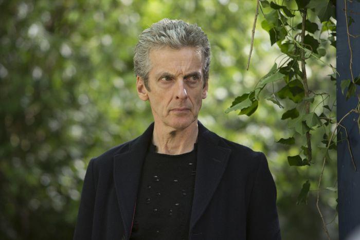 Doctor Who, Season 8, Episode 10, the Doctor (Peter Capaldi)