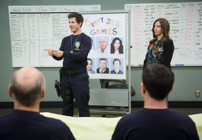 Brooklyn Nine Nine 2x03 2