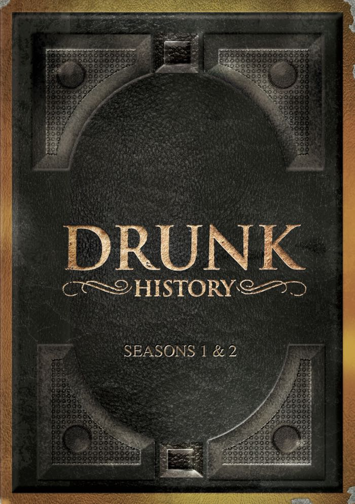 Drunk History Season 1 2 DVD