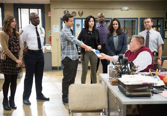 Brooklyn Nine Nine 2x08 2